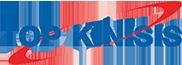 Taxidia Mprosta Logo